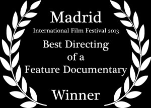 Best Directing of a Feature Documentary Laurel