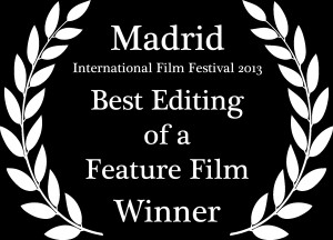 Best Editing of a Feature Film Laurel