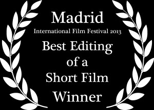 Best Editing of a Short Film Laurel