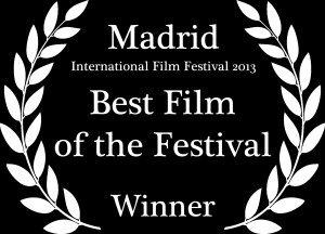 Best Film of the Festival Laurel
