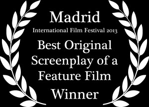 Best Original Screenplay of a Feature Film Laurel