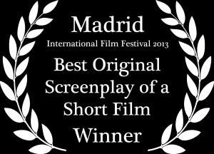 Best Original Screenplay of a Short Film Laurel