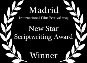 New Star Scriptwriting Award Laurel